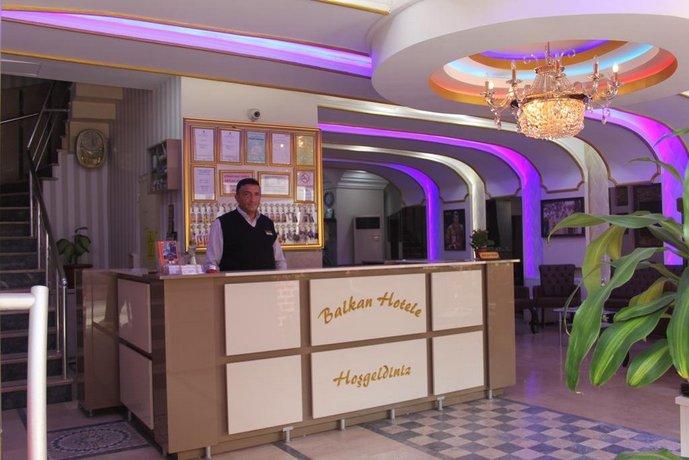 Balkan Hotel Edirne