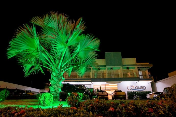 Hotel Colombo Barra do Garcas