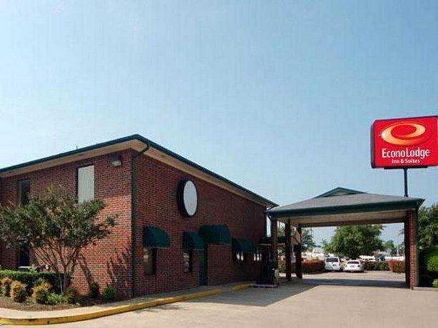 Deluxe Inn Waco Texas