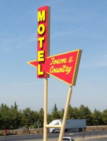 Town & Country Motel Livingston