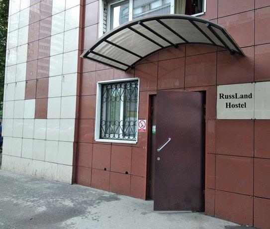 Russland hostel