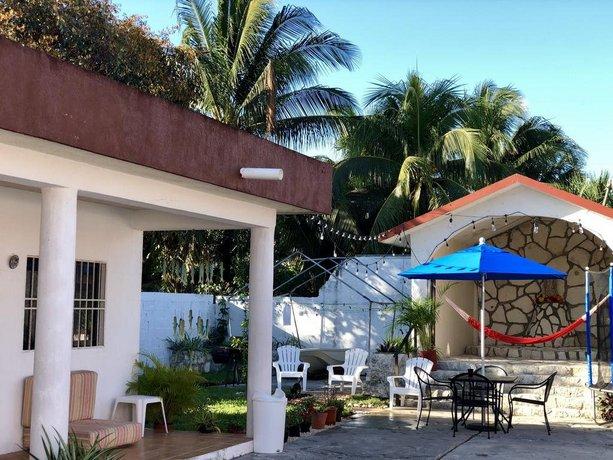 Villa Las Flores Cozumel Downtown