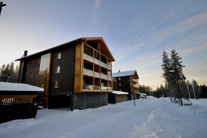 LeviRoyal Tunturinlaita Apartments