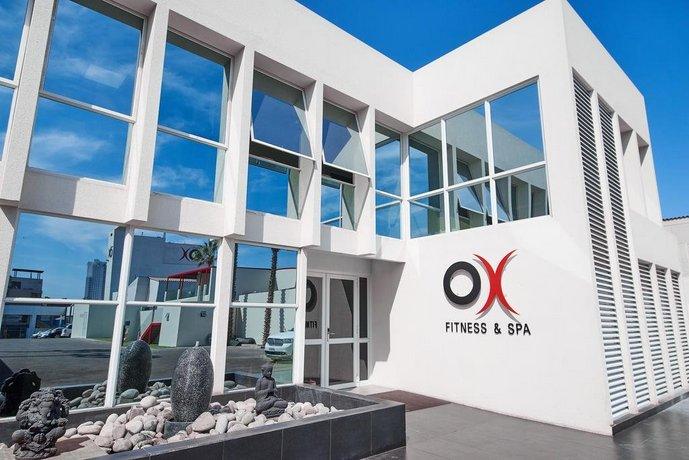 Hotel Espacio Ox & Convention Center
