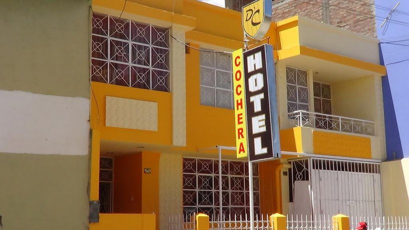 Hotel D' Carlos