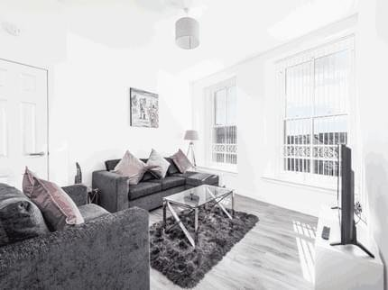 Cowgate apartment