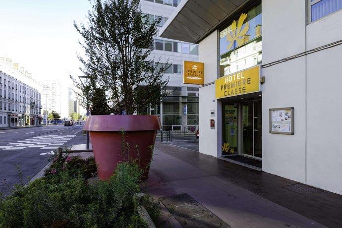 Hôtel Première Classe Lyon Centre - Gare Part Dieu