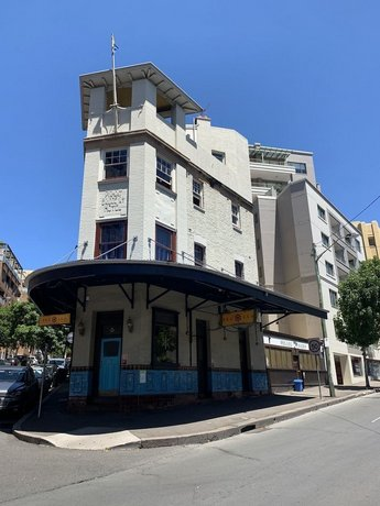 Fawlty Towers Hotel Sydney