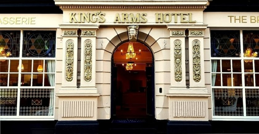 The Royal Kings Arms