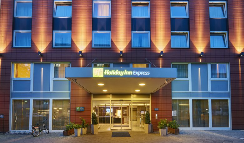 Holiday Inn Express City Centre-West