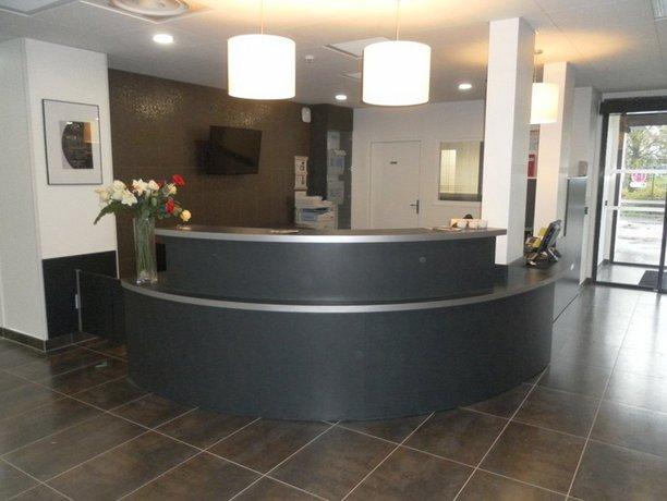 All Suites Orly Rungis Aeroport Aparthotel