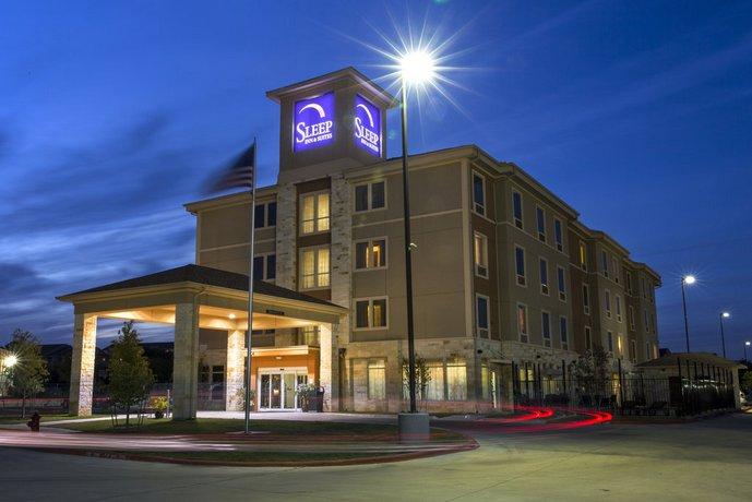 Sleep Inn & Suites Austin North East