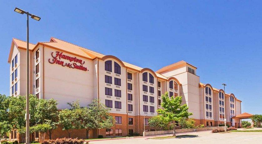 Hampton Inn & Suites Dallas-Mesquite