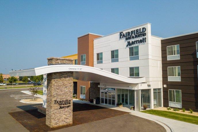 Fairfield Inn & Suites By Marriott Alexandria Alexandria Minnesota