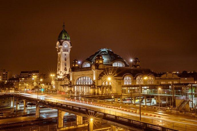 Kyriad Limoges Centre Gare - Atrium