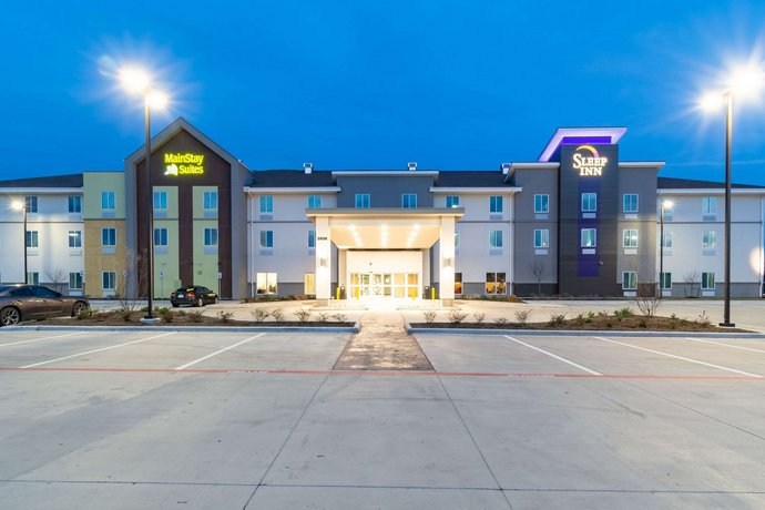 Sleep Inn Lancaster Dallas South