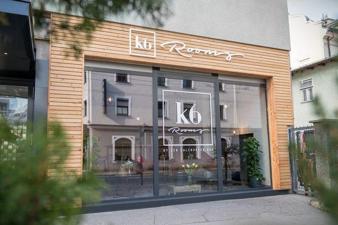 K6 Rooms by Der Salzburger Hof Salzburg