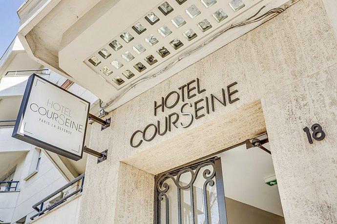 Hôtel George Sand Courbevoie