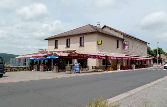 Hotel Le Panoramic Lachapelle-Graillouse