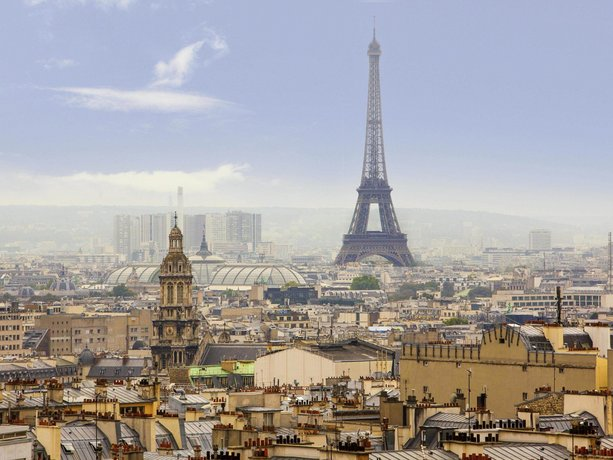 Ibis Paris Eiffel Tower Cambronne 15th Hotel Bandingkan Promo