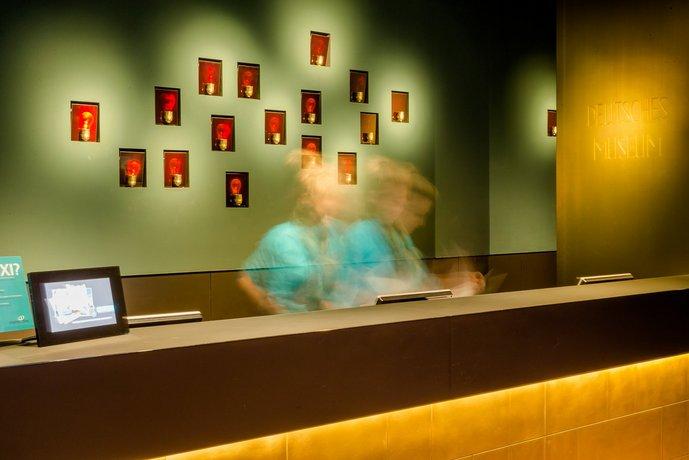 Motel One Munchen - Deutsches Museum
