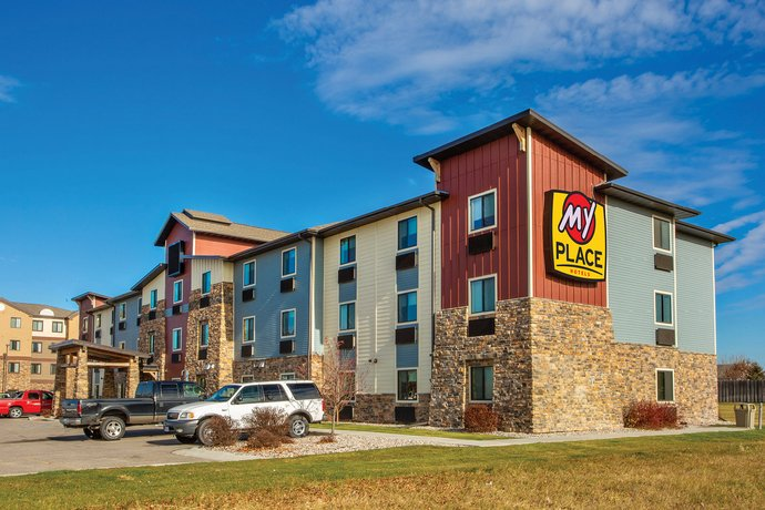 My Place Hotel-Grand Forks ND