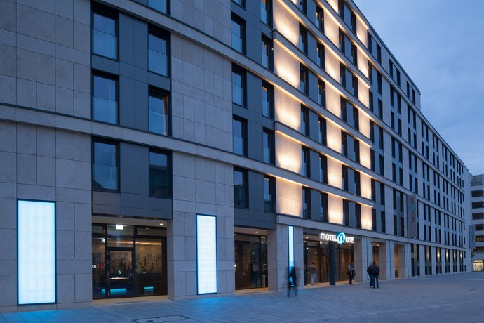 Motel One Frankfurt Messe