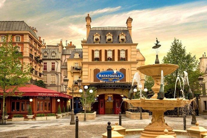 Hôtel Kyriad Disneyland Paris