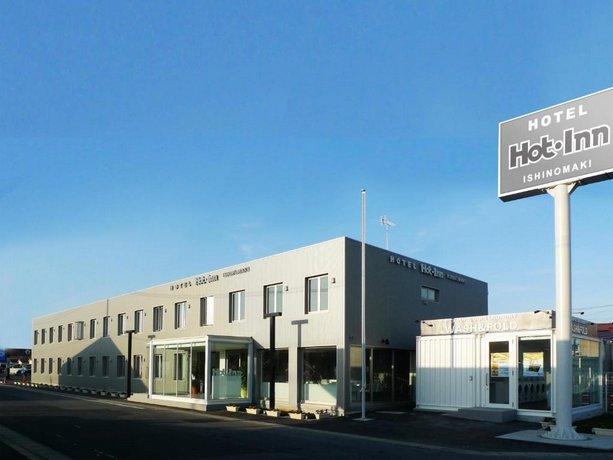Hotel Hot Inn Ishinomaki
