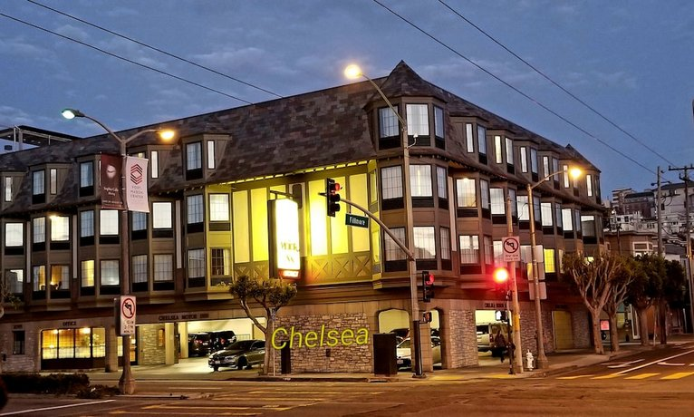Chelsea Motor Inn San Francisco