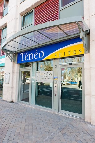 Teneo Apparthotel Bordeaux Gare Saint Jean