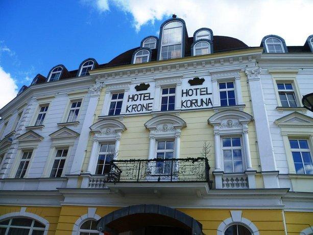 Hotel Koruna Jesenik