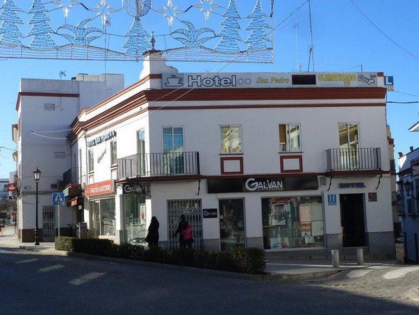 Hotel San Pedro Carmona