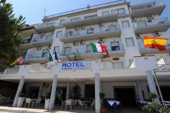 Hotel Poseidon Corigliano Calabro
