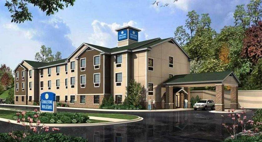 Hotels In Erie Pa >> Cobblestone Hotel Suites Erie Compare Deals