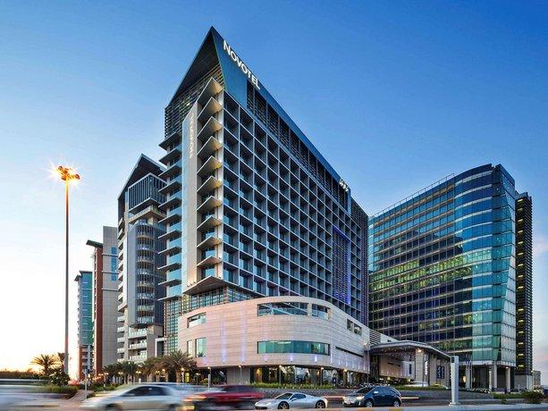 Novotel Abu Dhabi Al Bustan - Compare Deals