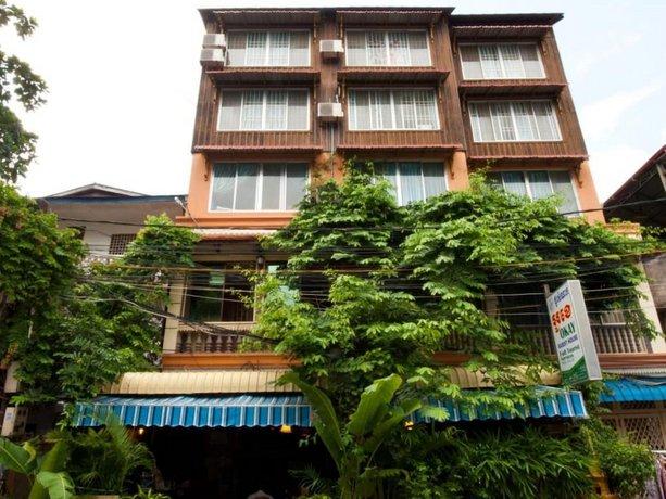 Okay Guesthouse Phnom Penh צילום של הוטלס קומביינד - למטייל (1)