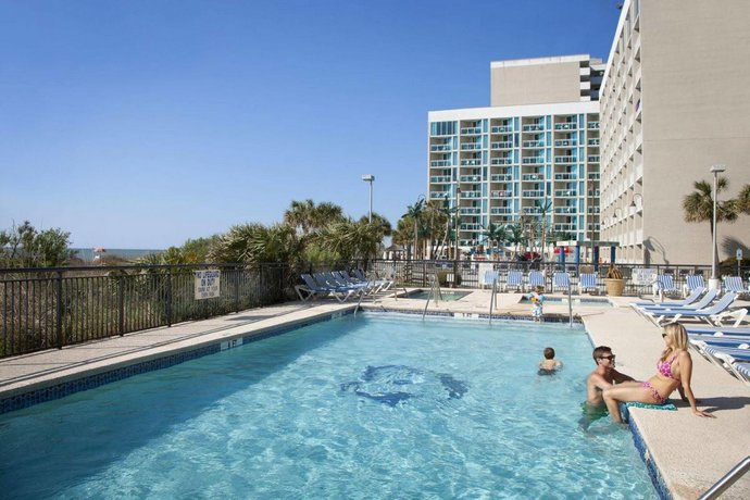 Hotel Blue Myrtle Beach Compare Deals