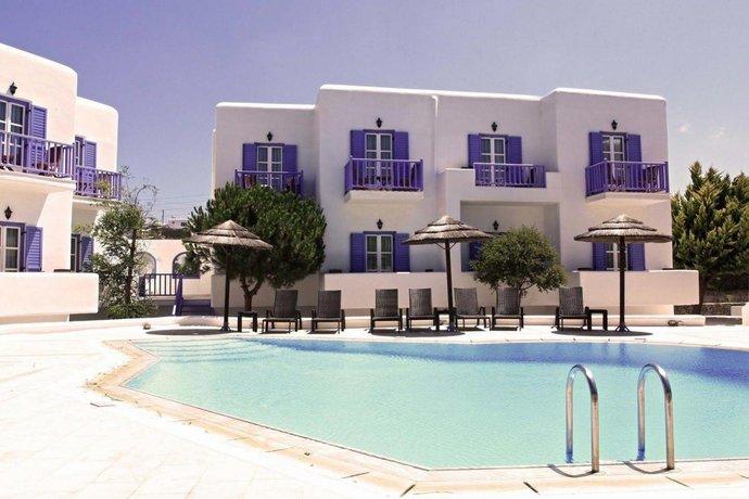 Anatolia Hotel Mykonos Island