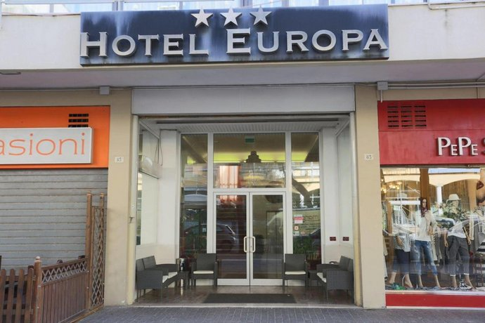 competitive price eaf80 ffdce Hotel Europa Rimini - Compare Deals