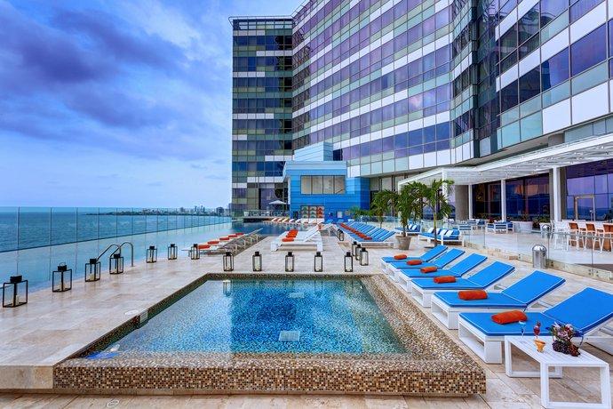 Hotel Intercontinental Cartagena Cartagena De Indias