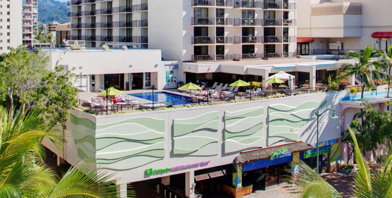 Waikiki Beachcomber By Outrigger Honolulu Compare Deals