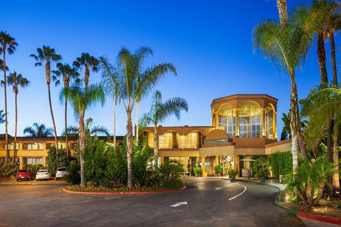 Hotels In San Diego >> Handlery Hotel San Diego Compare Deals