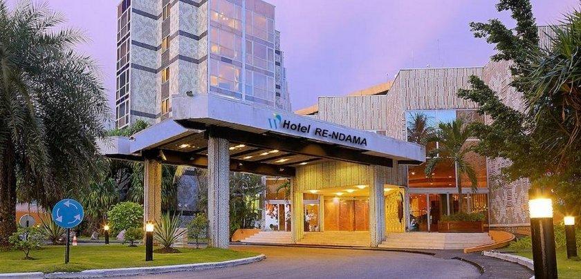 Hotel Rendama Libreville Compare Deals