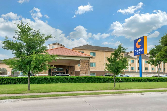 Comfort Inn DFW Airport North, Irving - Compare Deals