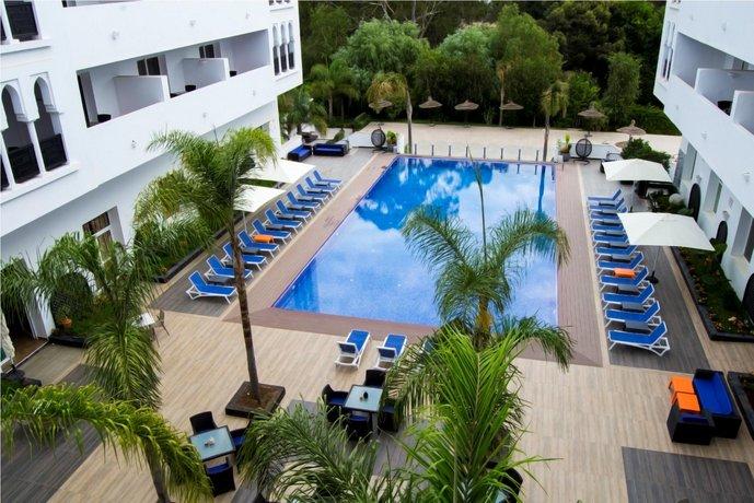 Free Zone Hotel, Tanger: encuentra el mejor precio