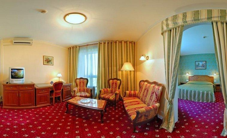 Soyuz Hotel Moscow