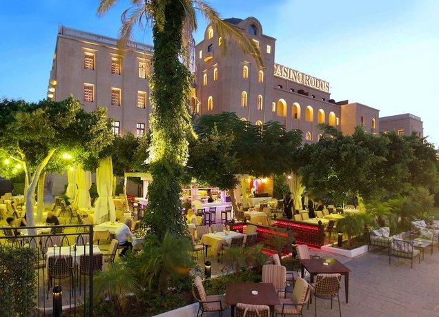 Hotel Grande Albergo Delle Rose - Casino Rodos