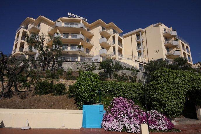 Hotel Metropol Diano Marina