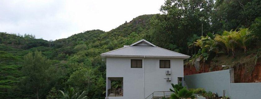 Anse Royale Panorama View